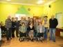 2012.10 KURSY KOMPUTEROWE Uczestnicy kursu w Rudniku nad Sanem